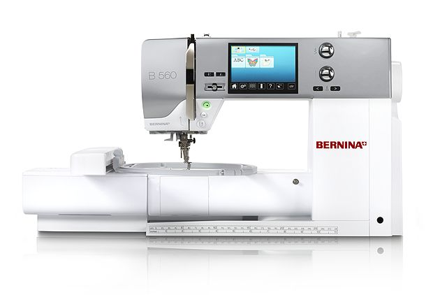 Sewing & Embroidery looks like an expensive hobby...but I SEW want to learn how to do it!!! Pining over this Bernina 560...