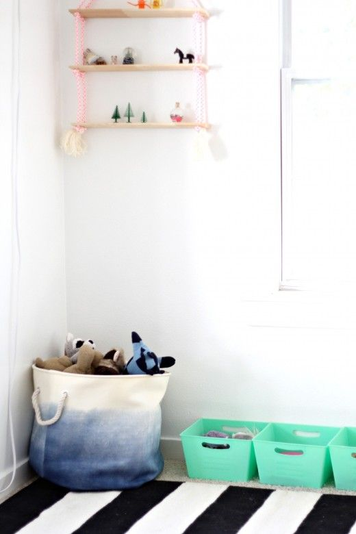 Eden Jo's bedroom via Simply Grove