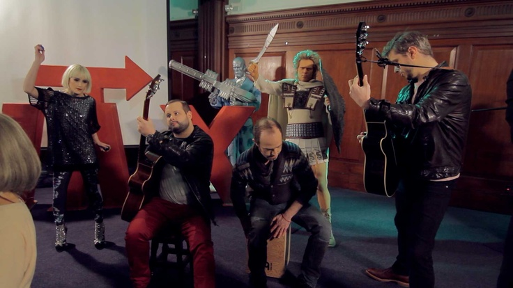 Dirty Epics perform their song Midnight Missing for Aertv's Back to Basics at the National Wax Museum Dublin #BacktoBasics #Irishmusic #Aertv