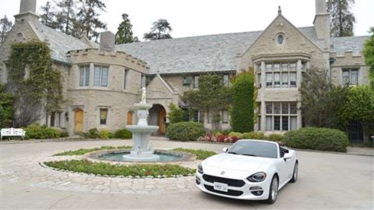 The Playboy mansion, the home of Playboy magazine founder Hugh Hefner, is under contract to be sold to a neighbor, according to property owner Playboy Enterprises.