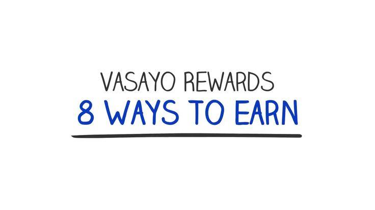 8 Ways to Earn With Vasayo