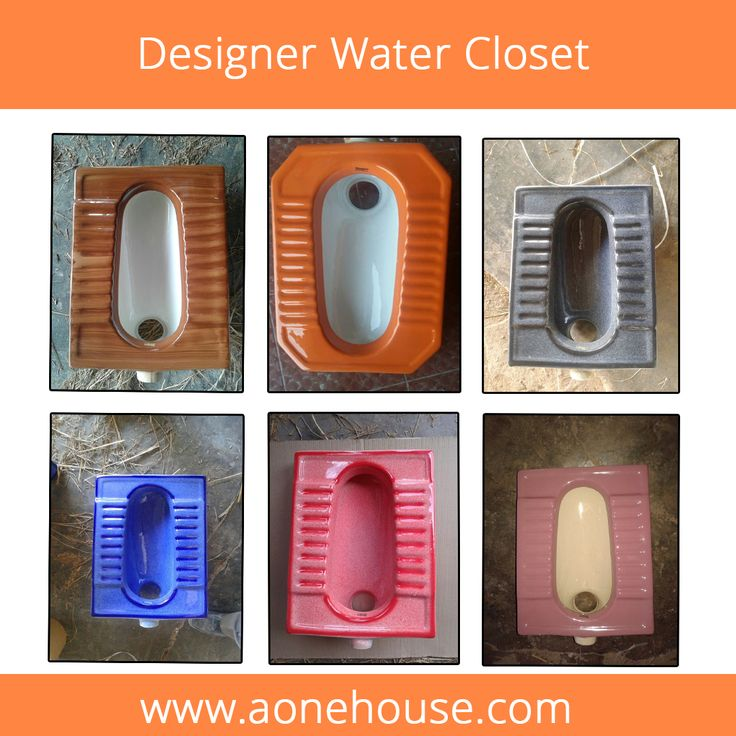 Buy exclusive range of multi color Designer Water Closets at http://www.aonehouse.com/water-closets/