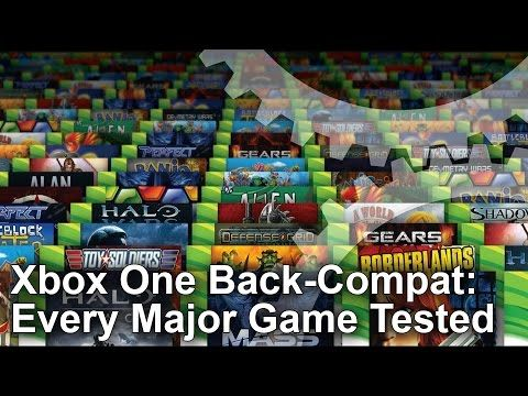 Xbox One backwards compatibility list: What Xbox 360 games are playable on Xbox One? • Eurogamer.net