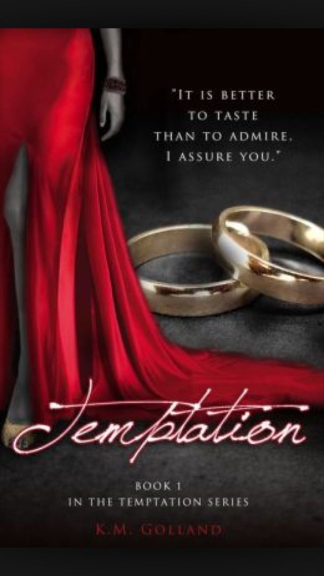 Best Book Covers Goodreads : Best images about the temptation series by km golland