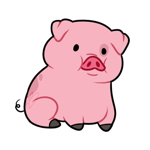 17 Best images about pig on Pinterest | Happy pig, Pig art ...