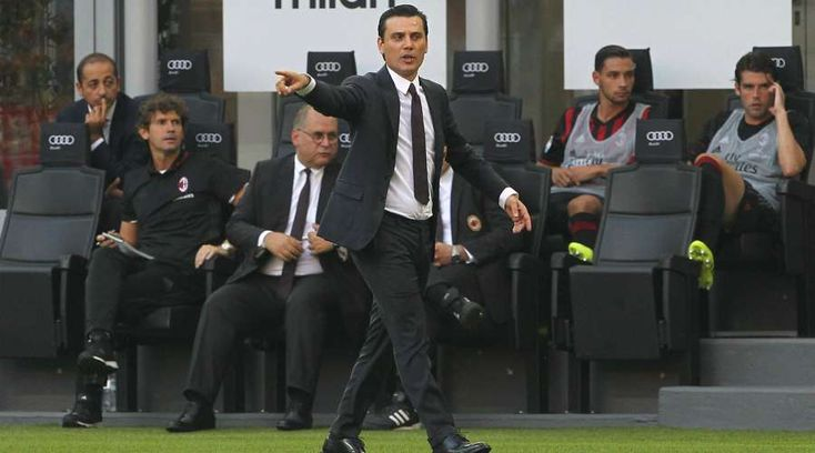 Vincenzo Montella said AC Milan must win back the unwavering support of their fans and they took a step in the right direction after seeing off Torino in Sunday's season opener.