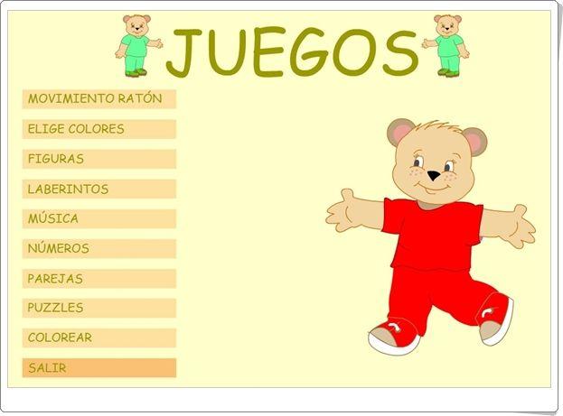 """Juegos del proyecto didáctico """"Duendes Mágicos"""" para Educación Infantil de 3 años, de Editorial Algaida, en la web http://primerodecarlos.com."""