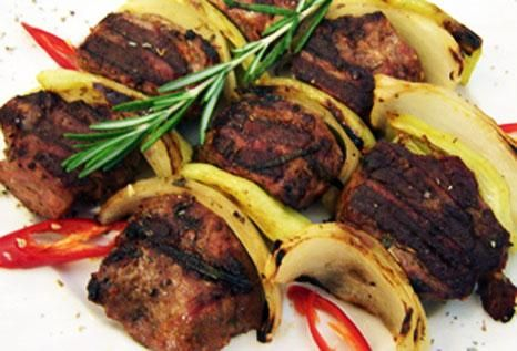 Sis Kebab Lamb recipe