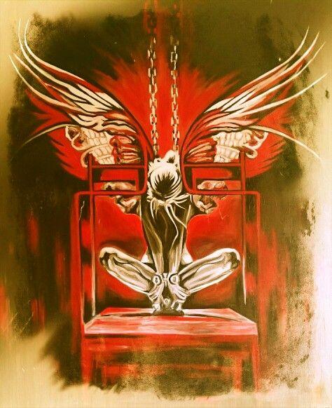 Acrylic on canvas 120/100
