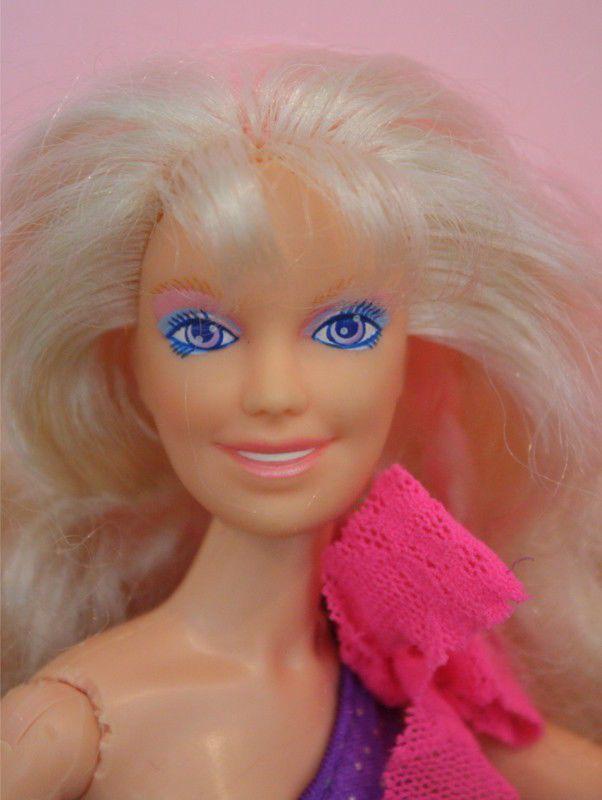Jem & The Holograms Rock n Curl Jem Doll used | eBay