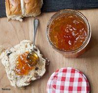 Homemade Orange Jam....yeamyyy...