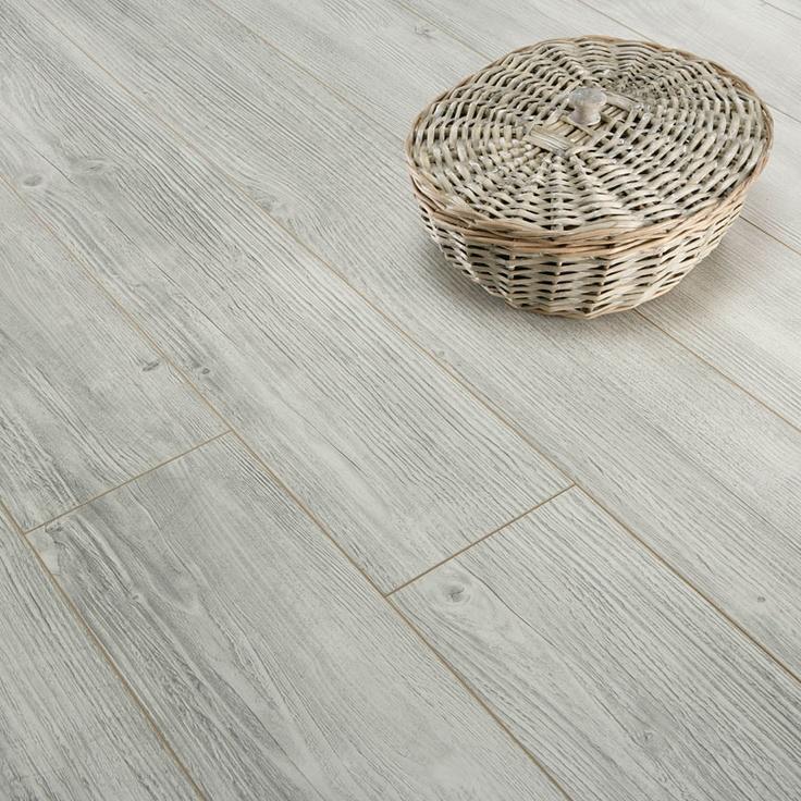 Series elite 10mm rustic white v groove laminate flooring for Columbia laminate flooring canada