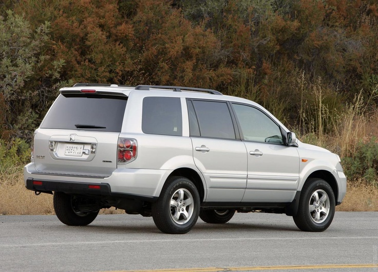 2007 Honda Pilot EX L 4WD Whether in an SUV, van or a 4WD, a quickboat can be store anywhere.