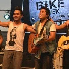 The band Frisky Pints has played at charity concerts like 7 – Sisters rock festival, Voice of North East India and at the North East Junction food festival in Dilli Haat.