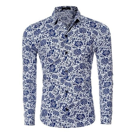 48 best Floral Men Shirt images on Pinterest | Menswear, Floral ...