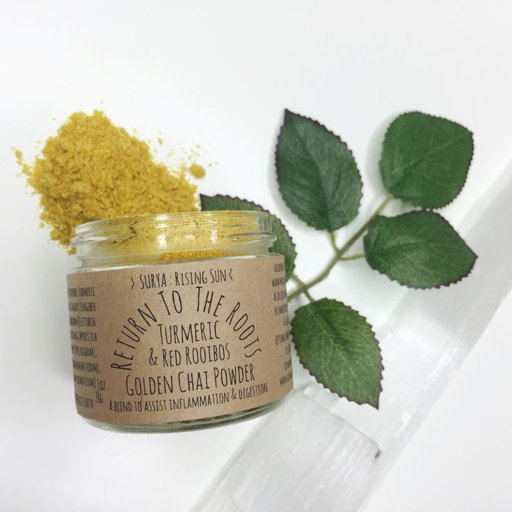 Golden Chai Turmeric   Rosehive Superfoods is a monthly {vegan} discovery box of superfoods, herbs, powders, snacks and cooking ingredients. Pollinate your soul with Rosehive Superfoods Box!