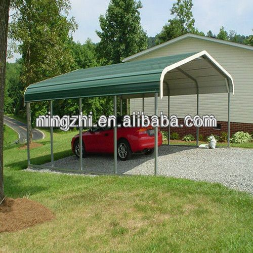 Manufacturer Portable Garages : Canopy carport kits buy