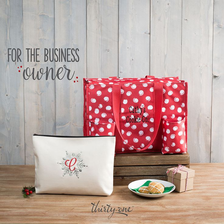Only $48 for this cute bundle in November (CDN) Zip top tote and Zipper Pouch! MyThirtyOne.ca/INSPIRE