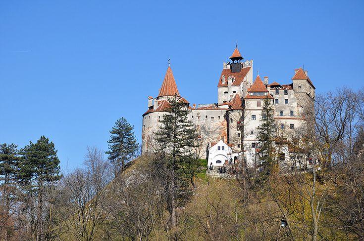 Румыния - Бран и замок Дракулы