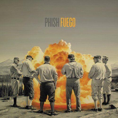 Phish - Fuego - 2 LP
