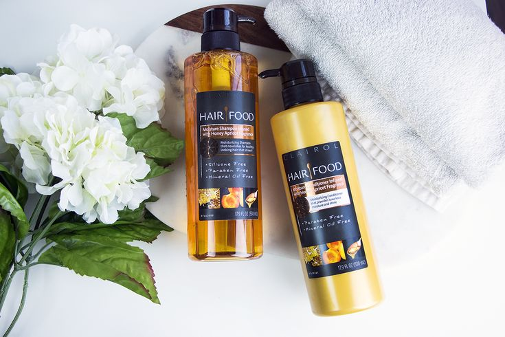 My Moisturizing Winter Hair Care Routine with Hair Food