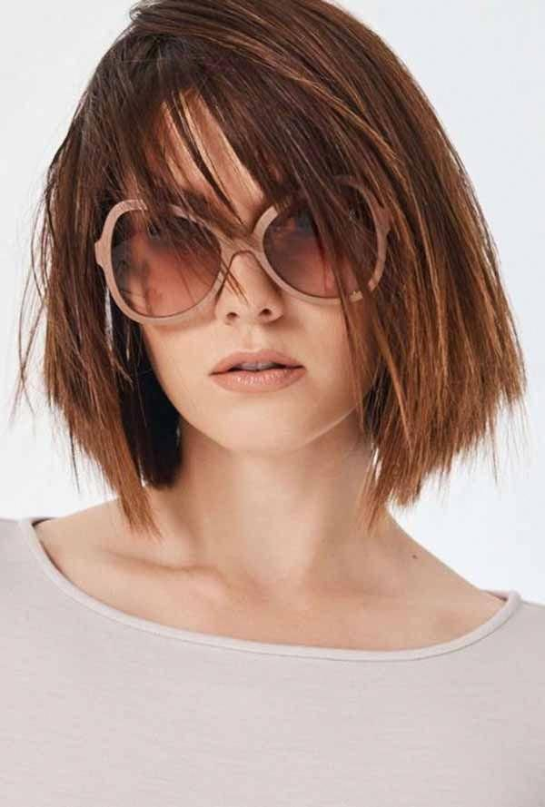 Are you looking for a classy collection of short bob hairstyle for yourself? You should give an eye to the collection we have got for you.  So, do not...