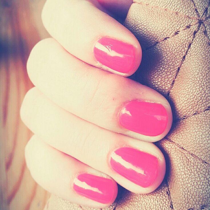 #pazurki #pink