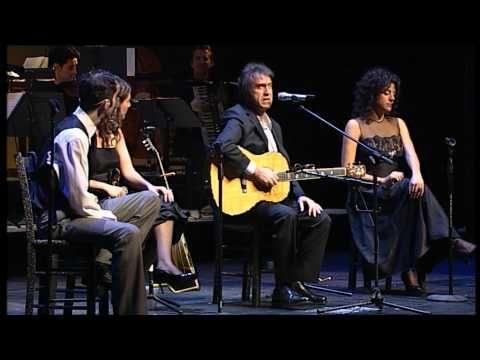 Giorgos DALARAS San Tragoudi Magemeno Anafora Sto Rembetiko FULL Athens 2009 - YouTube