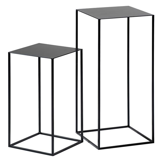 Romy Square Metal Coffee Table Am Pm: Best 25+ Metal Side Table Ideas On Pinterest