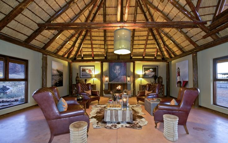 Sossusvlei Accommodation - Hoodia Desert Lodge, Namibia