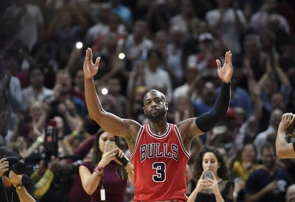 Bulls Q&A: Dwyane Wade's future in Chicago, upcoming NBA draft and more - Chicago Tribune
