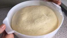 Картофельное тесто мягкое, воздушное, выпечка из него получается невероятно вкусной. Добавление в тесто варёного картофеля и отвара из него приводит к тому, что готовые изделия выходят мягкими, нежными, хотя ни яиц, ни молока, ни масла мы не добавляем. Рецепт мне привезли из паломничества по святым местам. Из такого теста пекут монахи хлеб в монастырях.