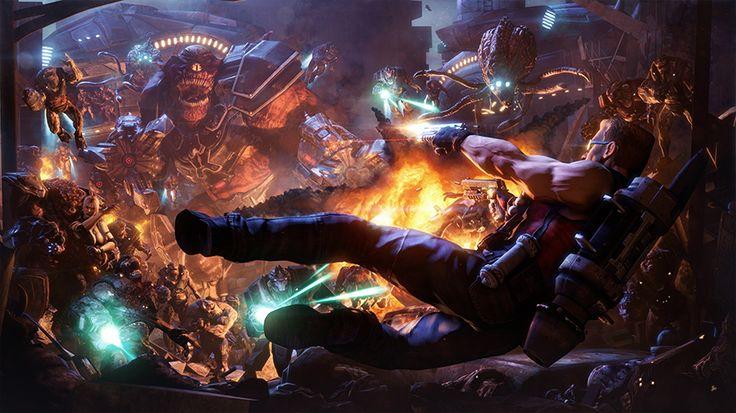 Good News Gaming: 3D Realms & Gearbox Finalize Duke Nukem Legal Battle
