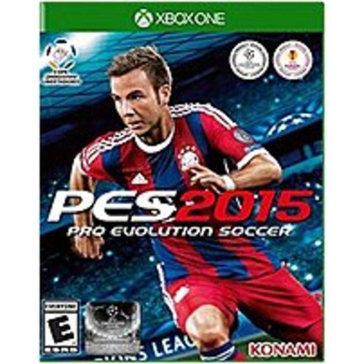KONAMI 083717302001 Pro Evolution Soccer 2015 Video Game - Xbox One