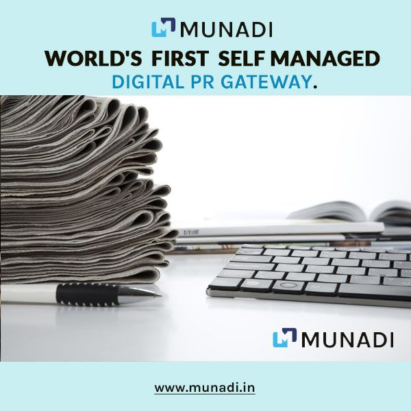7 best WORLDu0027S FIRST SELF MANAGED DIGITAL PR GATEWAY images on - digital editor job description