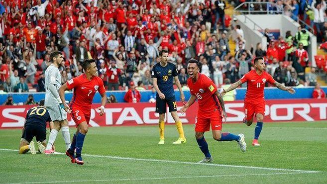 Şili - Avustralya maç sonucu: 1-1 Şili - Avustralya maç sonucu: 1-1. http://halk-a.com/sili-avustralya-mac-sonucu-1-1/