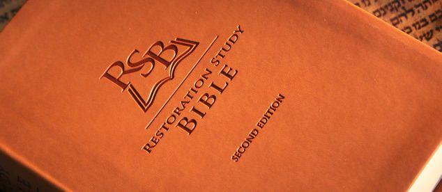 Restoration Study Bible Online - Yahweh's Restoration Ministry