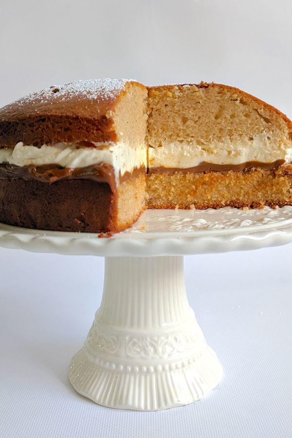 Nanna S Condensed Milk Tea Cake Recipe In 2020 Tea Cakes Tea Cakes Recipes Cake Baking Recipes