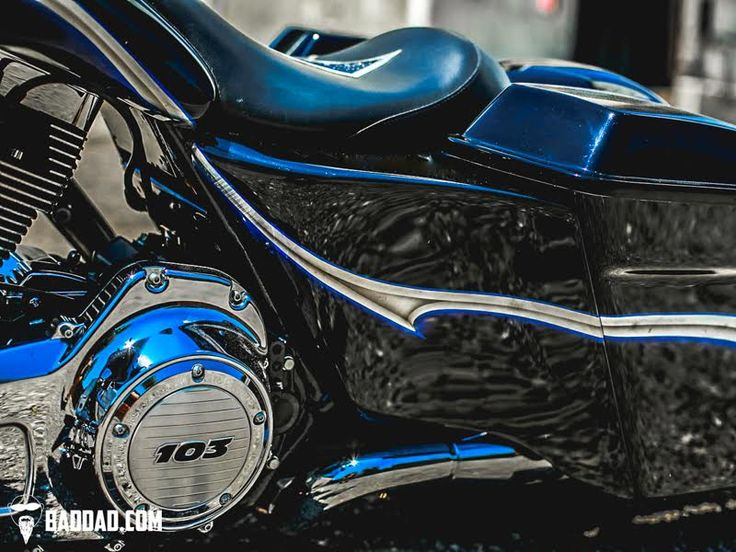 Baggers | :: Brad's 2011 Street Glide | Bad Dad | Custom Bagger Parts for Your Bagger