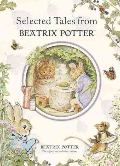 A wonderful collection of four of the most popular classic Beatrix Potter tales presented in a luxurious padded format. Selected tales include The Tale of Peter Rabbit, The Tale of Timmy Tiptoes, The