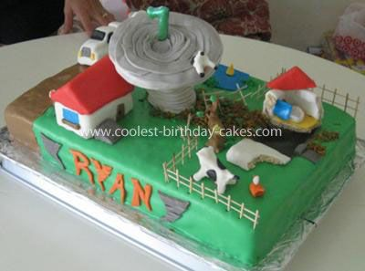 Pictures Of Cool Cakes For Birthdays