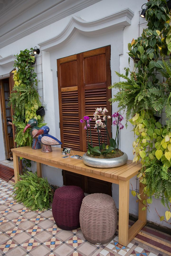 Tidelli Casa Cor Pernambuco 2017 Decorar Area Externa Casas E