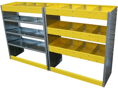 Van Racking Systems from Autorack