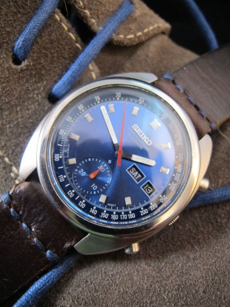 25 Best Ideas About Seiko Automatic Chronograph On Pinterest