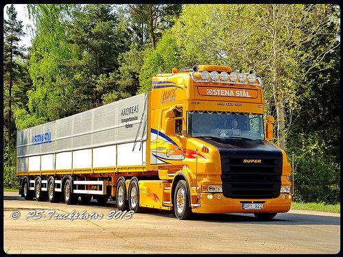 SCANIA T Topline - Andreas Transportservice - Sweden (4) | Flickr - Photo Sharing!