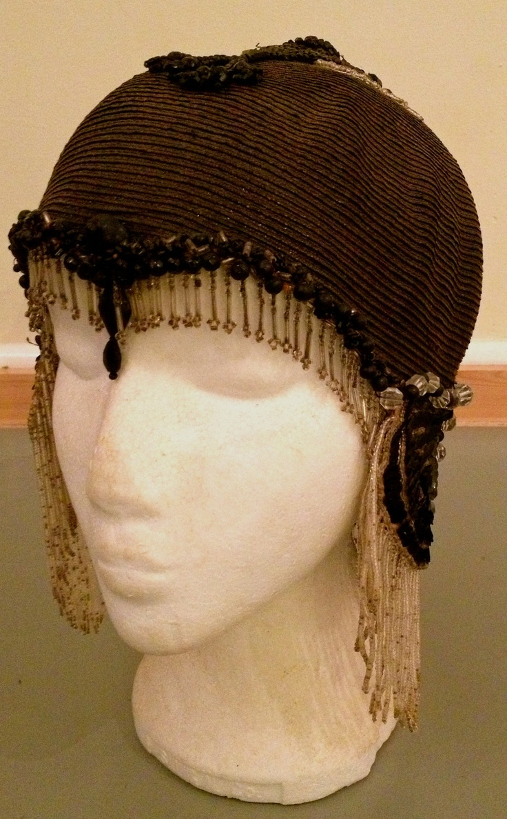 83 Best Ideas About Vintage Flapper Hats On Pinterest