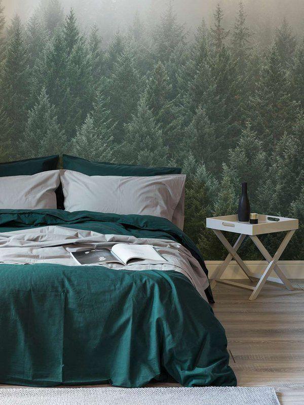 Cómo decorar la pared de detrás de la cama