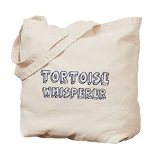 Tortoise Whisperer Tote Bag