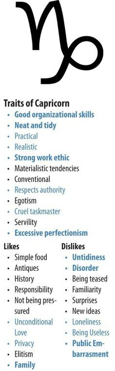 I can disagree on a few of those.... but spot on for the most part