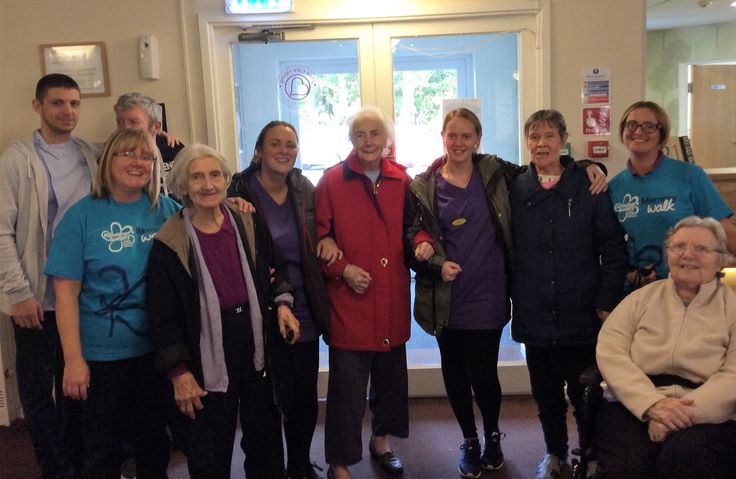 A lovely walk - Birch Green Care Home Skelmersdale